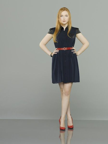 Molly Quinn-  Castle Season 6
