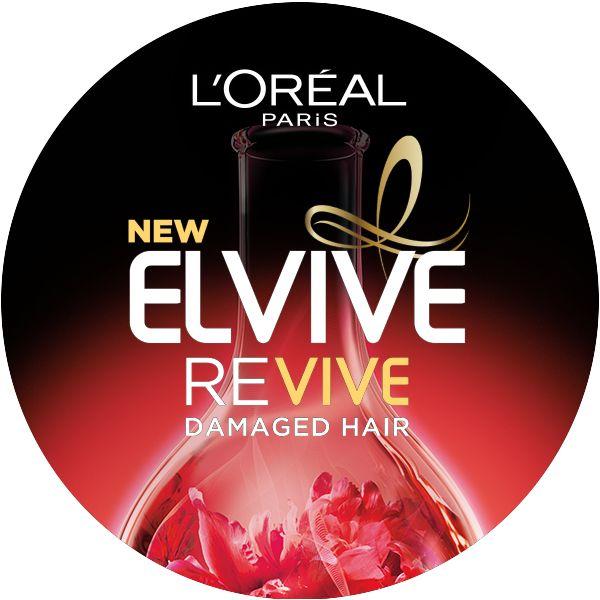 L'Oréal Elvive Color Mask Badge