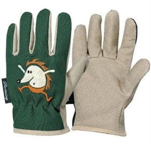 Tierra Garden 17006509 Hedgehog Garden Gloves For Children Ages 6 To 8 **  Be Sure