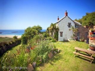 Tresillian, Cottage in Cornwall