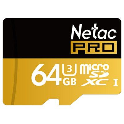 Share and Get It FREE Now | Join Gearbest |   Get YOUR FREE GB Points and Enjoy over 100,000 Top Products,Netac P500 Micro SD Memory Card