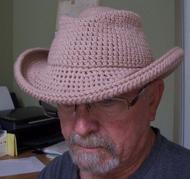 Free Pattern Crochet Cowboy Hat : crochet popcorn stitch hat pattern Free Crochet Hat ...