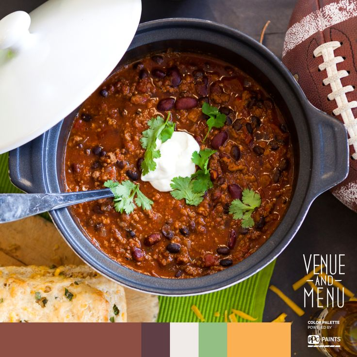 Meaty Beer and Bean Chili