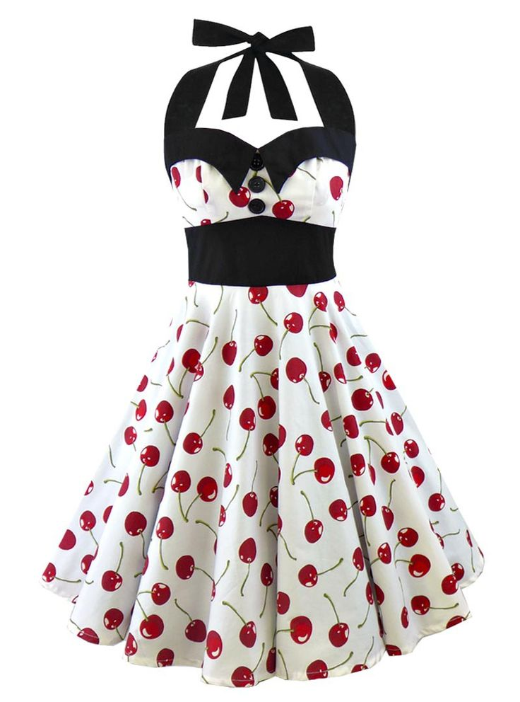 Robe Retro Pin-Up Rockabilly Rock Ange'Hell