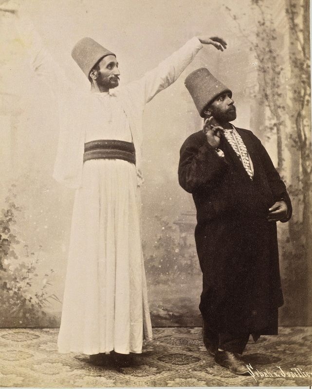 Mevlevi dervishes of Turkey Sufism Islam