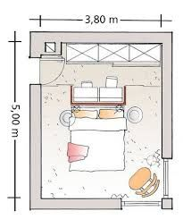 Image result for closet behind bed                                                                                                                                                     More