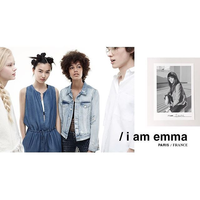 """zara  / i am denim. Chapter 3 """"Individuality means not caring about how you are perceived"""" #iamdenim by @the_real_felina #zaraeditorials  2016/05/03 17:11:59"""