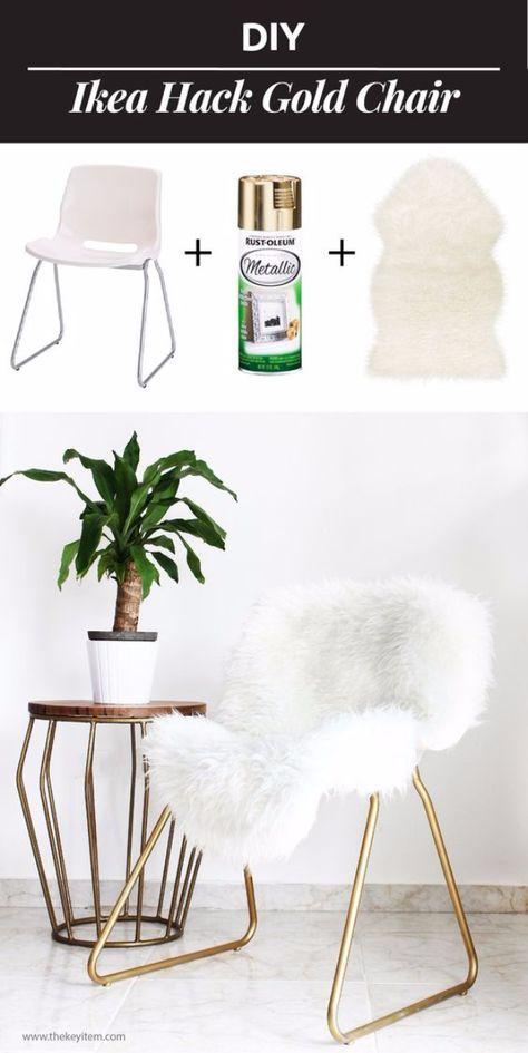 Best 25+ Ikea hack chair ideas on Pinterest | Bedroom chairs ikea ...