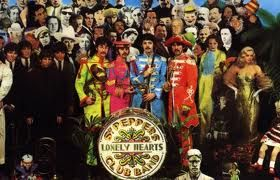 beatles - sergeant pepper's lonely hearts club band