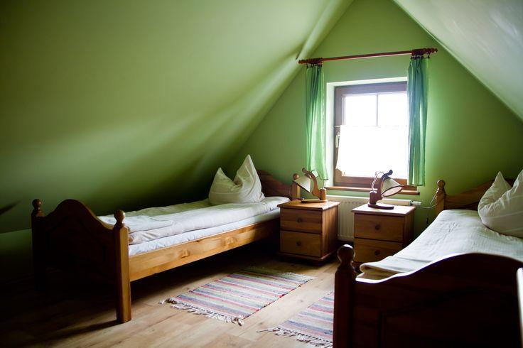 Apartament rodzinny - sypialnia