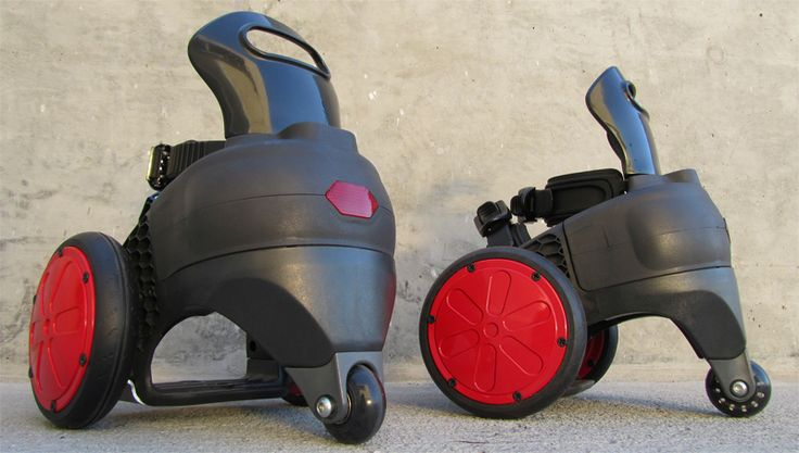 spnKiX Motorised Skates | PERFECT FOR: Trekkies, lazy commuters, Segway lovers and investors in the future.