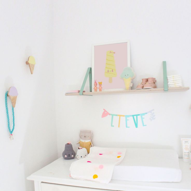 Pastel Colors Kids Room: 49 Best Images About BABY ROOM On Pinterest
