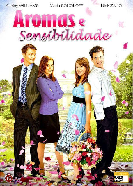 I Love Comedia Romantica: Aromas e sensibilidade - Comédia romântica adaptad...