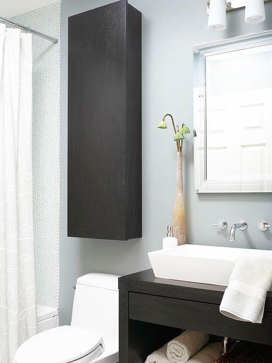 Practical Bathroom Storage Tips