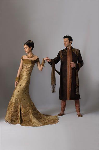 Indian Wedding Dresses   indian-hindi-hindu-wedding-dress