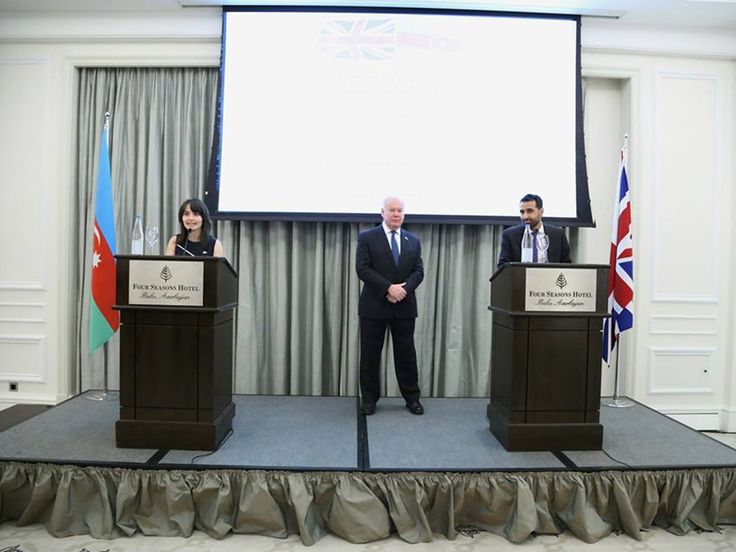Photo: UK wants to support Azerbaijani businesses growing internationally / Economy news