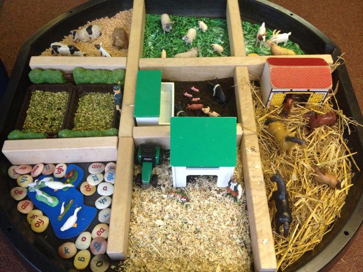 Farm small world