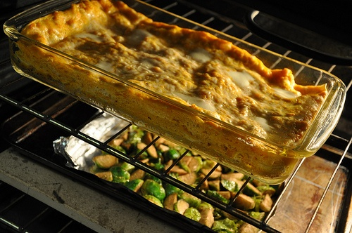 Roasted Butternut Squash, Rosemary, and Garlic Lasagna Click to read ...