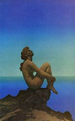 I think this one is my favorite Maxfield Parrish