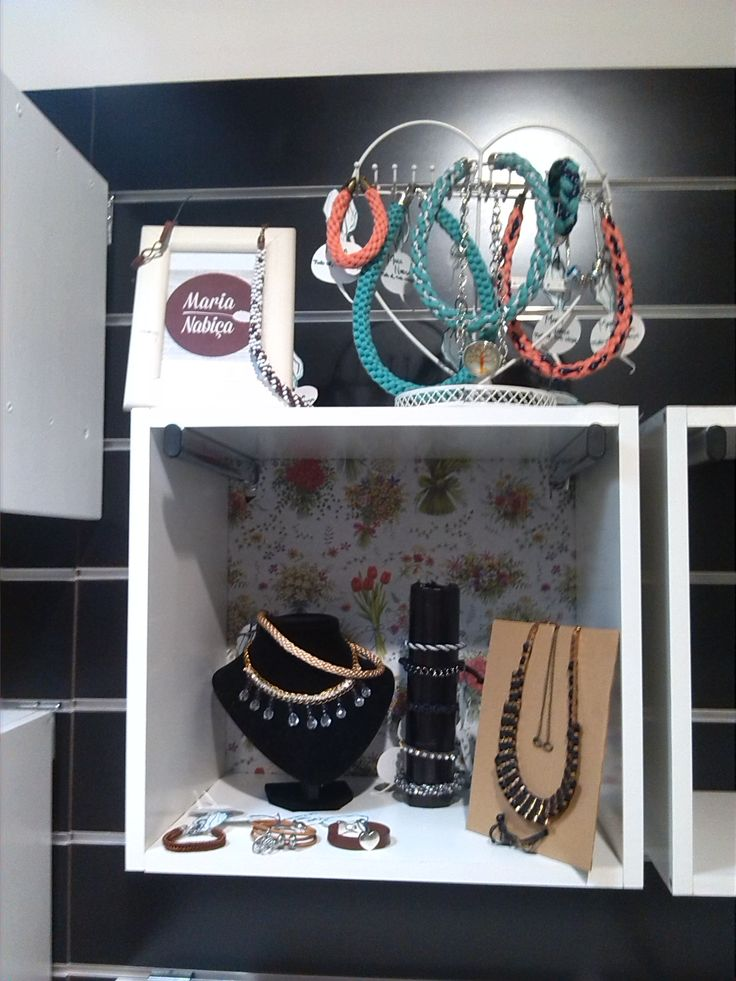 Bijuterias by Maria Nabiça - Tudo Vê, Tudo Cobiça #bijuterias #moda #fashion #jewelry #colares #necklaces #pulseiras #bracelets