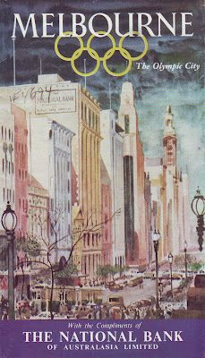 Melbourne  Olympics 1956