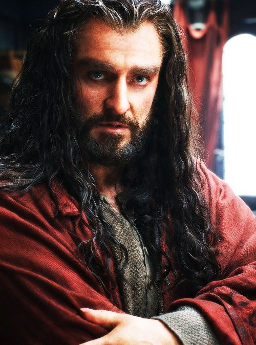From the calendar  http://thorinds.tumblr.com/post/66280948083/x   Thorin is actor Richard Armitage es Thorin Escudo de Roble The Hobbit: The Desolation of Smaug El Hobbit Movie 2013