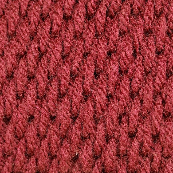 Tunisian Crochet Full Stitch