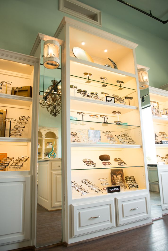 One of Barbara Wright Design luxury case in Dr. Gaddis practice.