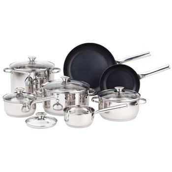 Costco: Paderno Hearthstead Cookware Set