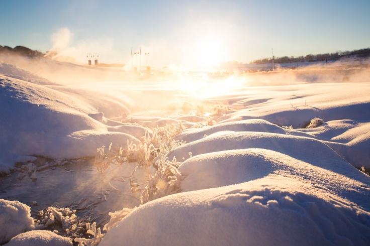 Snow warmth @ Perisher