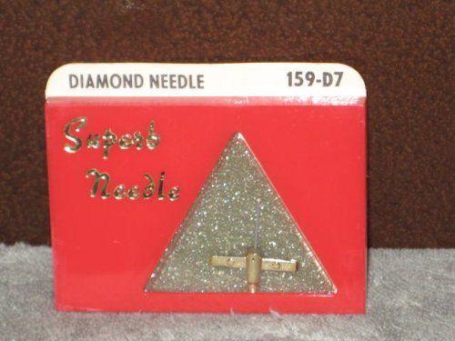 Pfanstiehl 159-D7 Diamond Phonograph Record Player Needle N43-7D, EV-2117DS, EV-2119D, W-144STD; Fits Astatic 17, 17D, 97D by Pfanstiehl. $19.95. Pfanstiehl 159-D7 Diamond Phonograph Record Player Needle N43-7D, EV-2117DS, EV-2119D, W-144STD; Fits Astatic 17, 17D, 97D