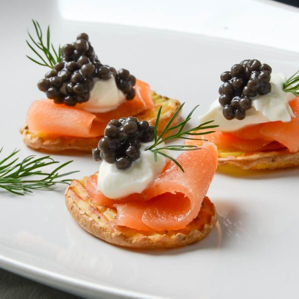 17 best ideas about salmon canapes on pinterest smoked for Canape ideas for party