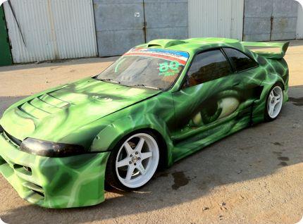 Car Spray Paint Worcester