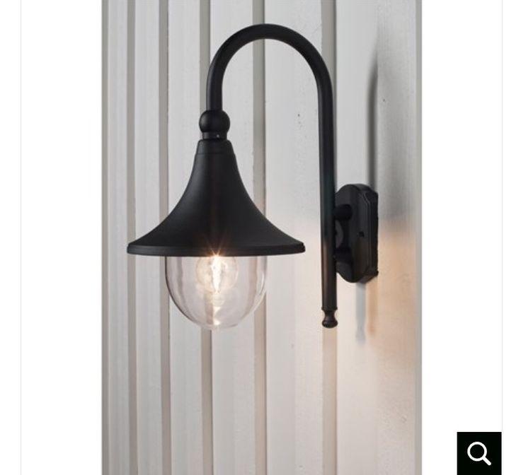Lampa från Jula