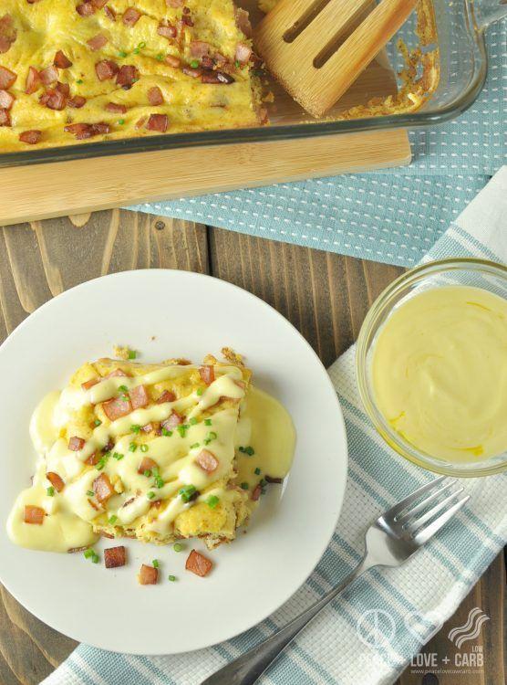 Receita de ovos benedict traduzida do blog Peace, Love and Low Carb. Mais uma pro nosso arquivo de opções gostosas e saudáveis para seu café da manhã low carb.