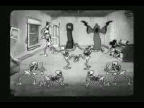 This is another classic black and white Mickey Mouse cartoon. This cartoon was released on December 2th 1929.  In a stormy night, Mickey Mouse takes refuge in an old house, where some ghosts and some dancing skeletons live there.    Directed By: Walt Disney.  Produced By: Walt Disney.  Written By: Walt Disney.  Music : Carl W. Stalling.  Voice: ...