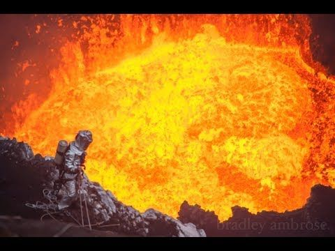 Expedition to edge of ferocious volcano produces spectacular footage  By: Pete Thomas, GrindTV.com