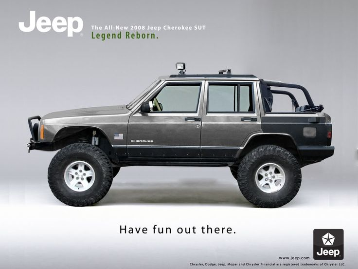 i would only do this to a cherokee that needed a lot rear panel repair.. i could never chop up a perfectly good cherokee ..