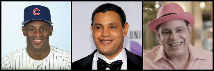 Cubs former all-star Sammy Sosa looks unrecognizable after years of skin bleaching