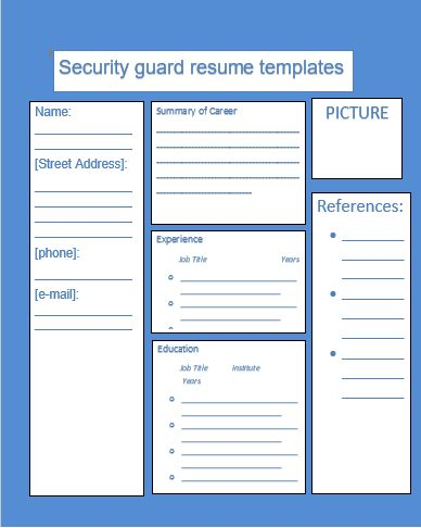 The 25+ best Security guard ideas on Pinterest Hot guys funny - mall security guard sample resume