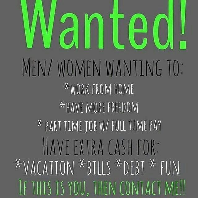 How could $500+ a month change your life? I know many of you are on the fence about taking the chance to join my team. I get it! I wasn't interested either. But then I tried the products and couldn't keep them to myself. It's so easy to share products that work!! Life has completely changed over the few months. I have more financial freedom, more friends & I'm just plain happier(truly). Today- today is the Best day to join It Works! Joining today means that you have all of this month, all…