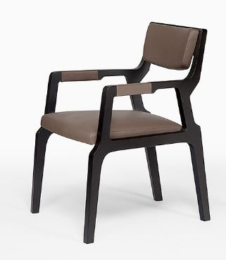 CASTE - Chair with arms