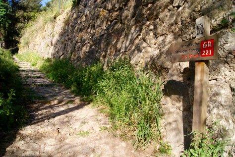 Excursión de Esporles a Banyalbufar: Camí des Correu. | Una Arjonera en Mallorca