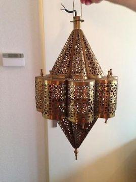 Prachtige marokkaanse lampen te koop. Geven prachtig licht en effect op je plafond en muren. Los of samen te koop. Let op, bieden vanaf € 60,- per lamp. Graag serieus reageren.