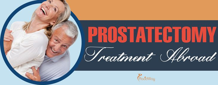 #Prostatectomy Treatment Abroad