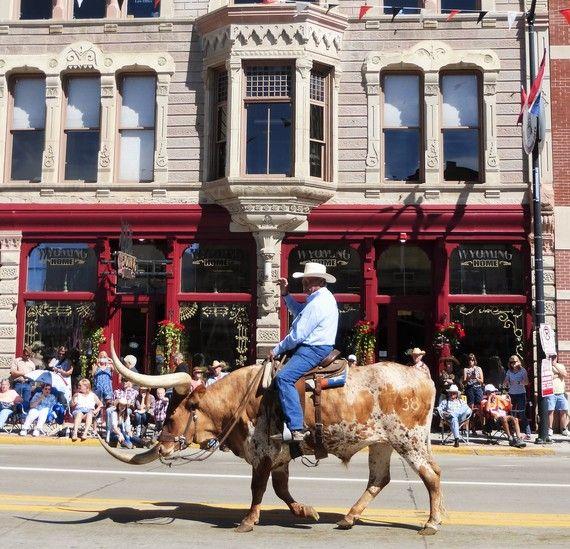 A Wild West Weekend in Cheyenne, Wyoming