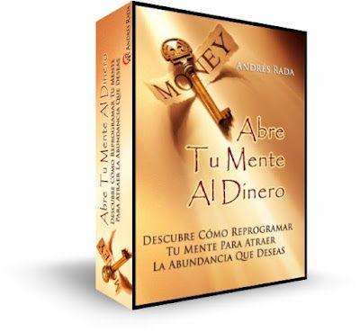 ABRE TU MENTE AL DINERO [ Curso ] – Descubre cómo reprogramar tu mente para ganar dinero y atraer la abundancia que deseas