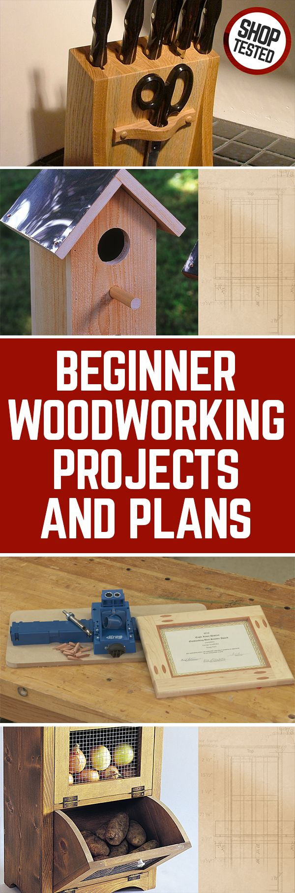 WWGOA welcomes you to our beginner woodworking projects video page! As a budding master woodworker our beginner woodworking online videos will teach you essential woodworking techniques. We encourage you to browse our free beginners woodworking projects videos and become a member to gain access to an even larger woodworking video library. #woodworkingbeginners