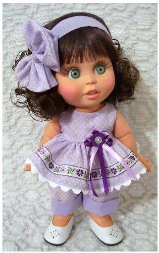 Изображение  Baby face doll