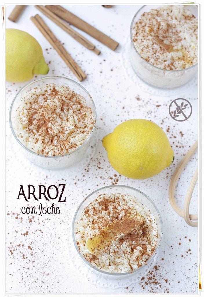 Arroz con leche {by Paula, Con las Zarpas en la Masa}